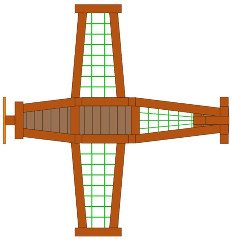 Fly i robinia 1